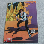 Star Wars Galaxy 1994 series 2 Topps #210 Dan Barry Trading card